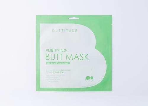 Очищающая маска для ягодиц