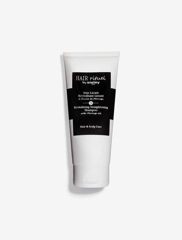 Hair Rituel by Sisley Revitalizing Straightening Shampoo Шампунь для волос выпрямляющий с маслом моринги