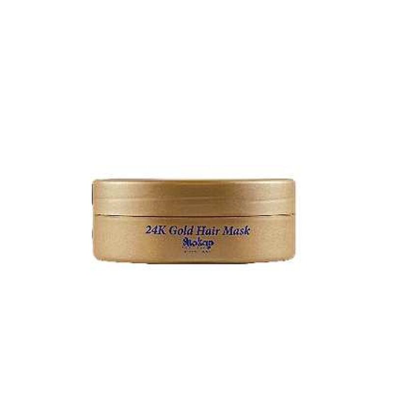 Маска для волос 24К GOLD