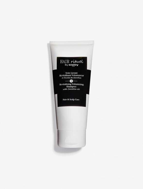 Hair Rituel by Sisley Revitalizing Volumizing Shampoo Тонизирующий шампунь для увеличения объема волос с маслом камелии
