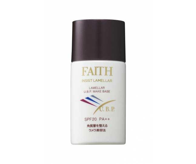 Faith Insist Lamellar U.B.P. Make-up Base/ Фейс Инсист Выравнивающая основа под макияж 30 мл