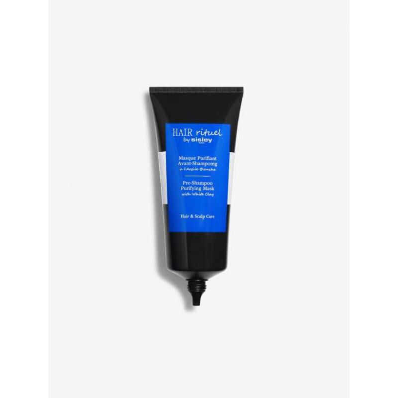 Pre-shampoo purifying mask Очищающая маска для кожи головы с белой глиной для использования перед шампунем
