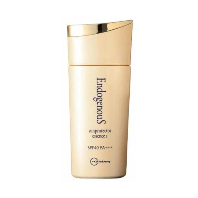 Endogenous Sunprotector Essence SPF 40 / солнцезащитная эссенция SPF 40 50 мл