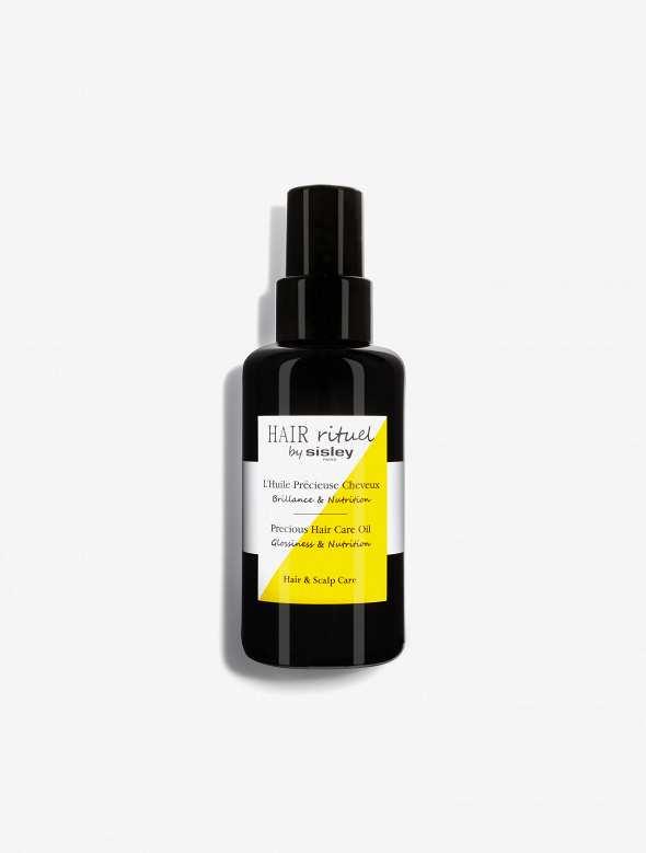 Hair Rituel by Sisley Precious Hair Care Oil Драгоценное масло для волос: блеск и питание