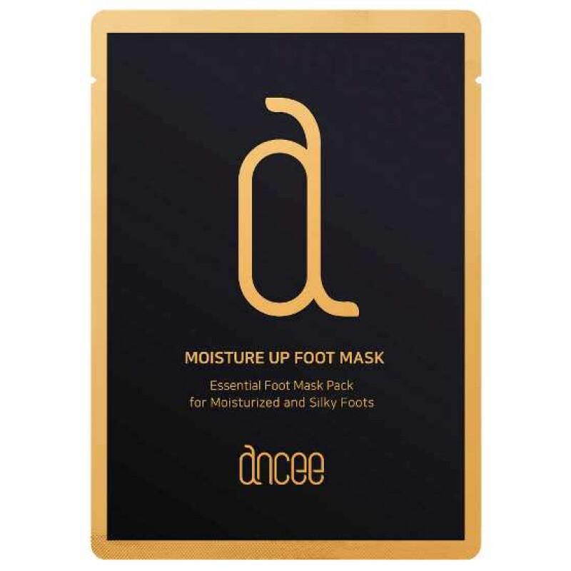 Ancee MOISTURE UPFOOT MASK SPA Носочки Ancee