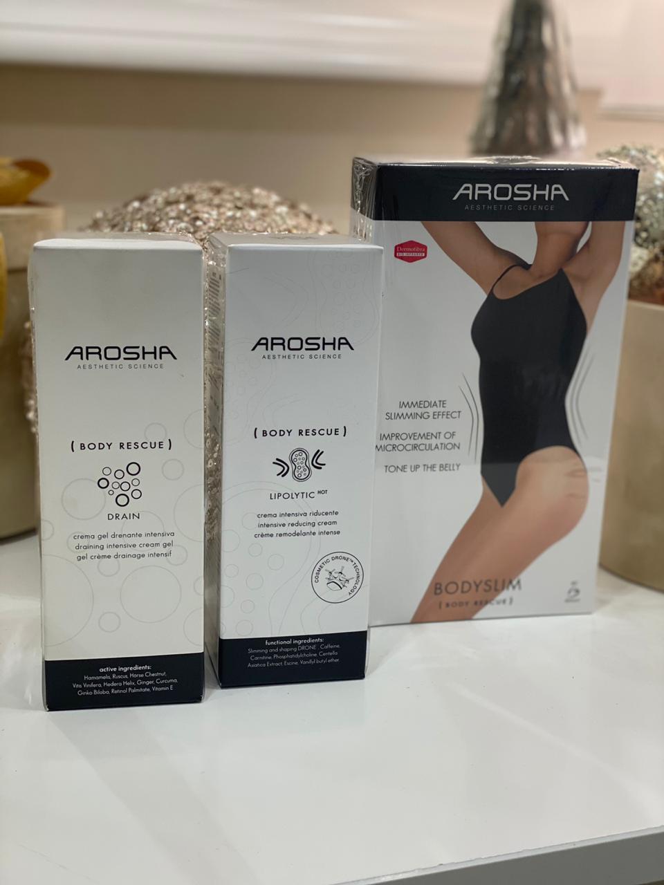 Корректирующий набор от Arosha